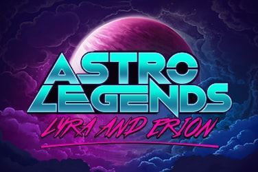 Play Astro Legends: Lyra and Erion Slots on HippoZino