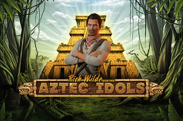 Play Aztec Idols Slots on HippoZino