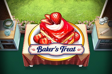 Play Baker's Treat Slots on HippoZino