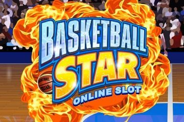 Play Basketball Star Slots on HippoZino