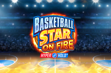 Play Basketball Star On Fire Slots on HippoZino