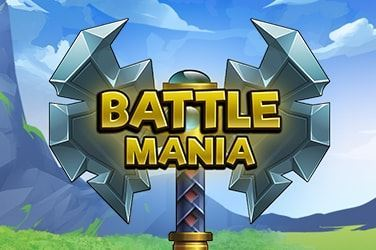 Play Battle Mania Slots on HippoZino