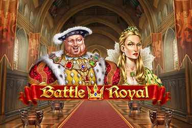 Play Battle Royal Slots on HippoZino