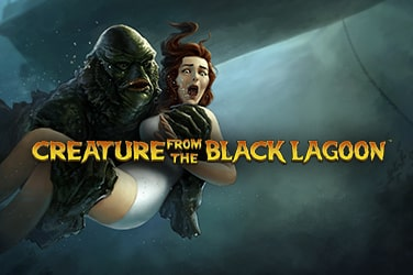Play Creature from the Black Lagoon  Slots on HippoZino
