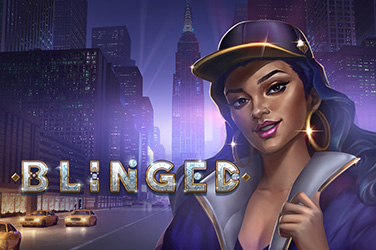 Play Blinged Slots on HippoZino