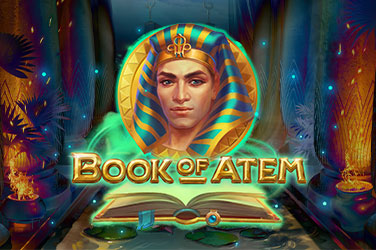 Play Book of Atem Slots on HippoZino