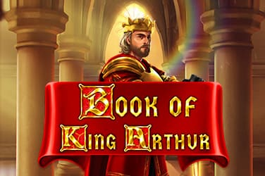 Play Book of King Arthur Slots on HippoZino