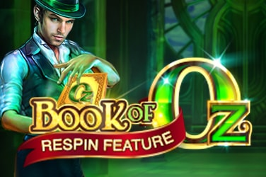 Play Book of Oz Slots on HippoZino