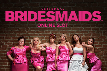 Play Bridesmaids Slots on HippoZino