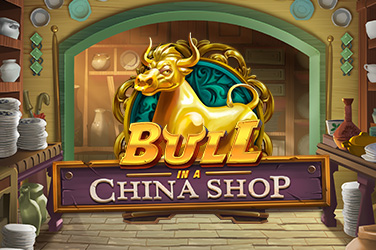 Play Bull in a China Shop Slots on HippoZino