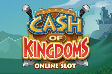 Play Cash of Kingdoms Slots on MrSuperPlay