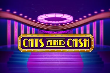 Play Cats and Cash Slots on HippoZino