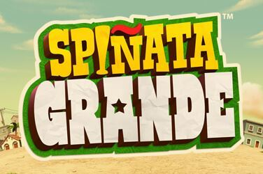 Play Colossal Pinatas - Spinata Grande Slots on HippoZino