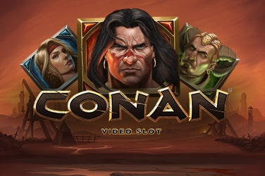 Play Conan Video Slot Slots on HippoZino