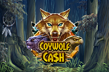 Play Coywolf Cash Slots on HippoZino