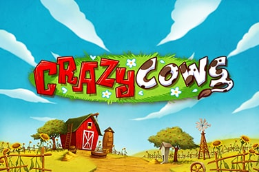 Play Crazy Cows Slots on HippoZino