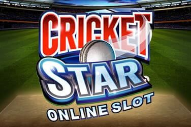 Play Cricket Star Slots on HippoZino