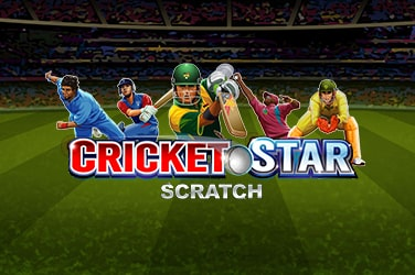 Play Cricket Star Scratch Casual on MaxiPlay Casino