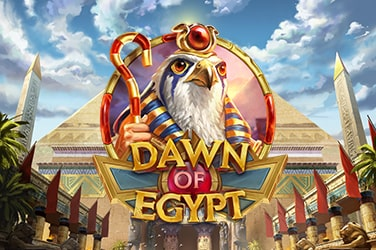 Play Dawn of Egypt Slots on HippoZino
