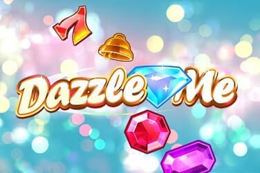 Play Dazzle Me Slots on HippoZino