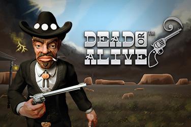 Play Dead or Alive Slots on HippoZino Casino