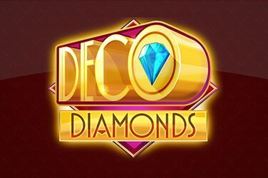 Play Deco Diamonds Slots on HippoZino