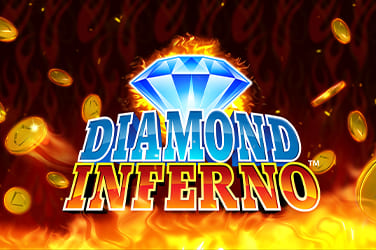 Play Diamond Inferno Slots on HippoZino