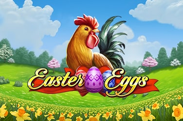 Play Easter Eggs Slots on HippoZino