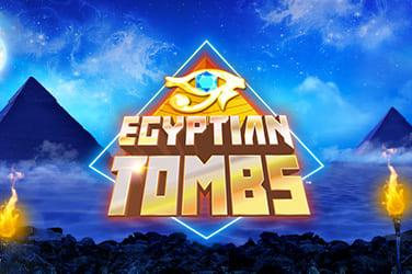 Play Egyptian Tombs Slots on HippoZino Casino