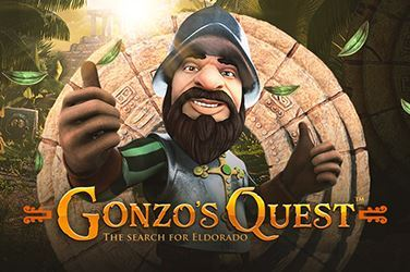 Play Gonzo's Quest Slots on HippoZino