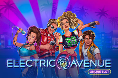 Play Electric Avenue Slots on HippoZino