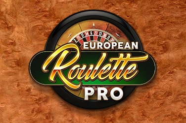Play European Roulette Pro Casino on HippoZino