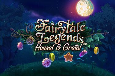 Play Fairytale Legends: Hansel and Gretel Slots on HippoZino