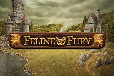 Play Feline Fury Slots on HippoZino