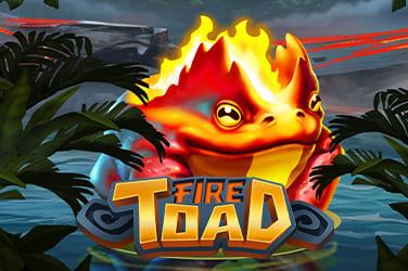 Play Fire Toad Slots on HippoZino Casino