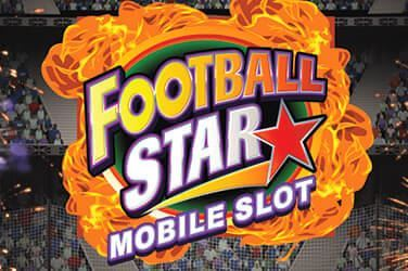 Play Football Star Slots on HippoZino