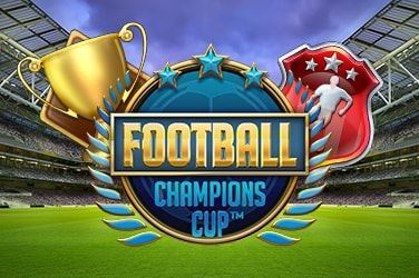 Play Football Champions Cup Slots on HippoZino