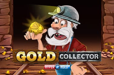 Play Gold Collector HyperHold Slots on HippoZino