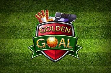 Play Golden Goal Jackpots on HippoZino