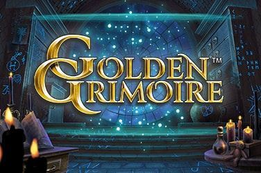 Play Golden Grimoire Slots on HippoZino