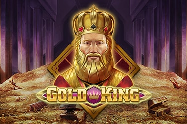 Play Gold King Slots on HippoZino