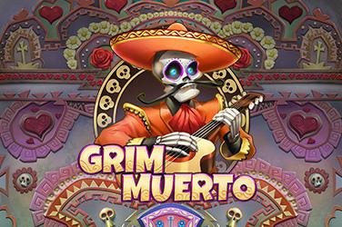 Play Grim Muerto Slots on HippoZino