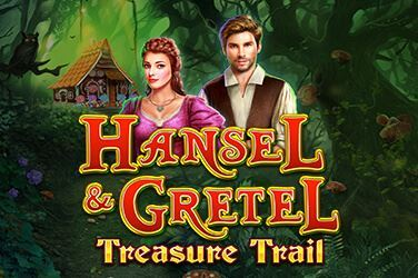 Play Hansel & Gretel Treasure Trail Slots on HippoZino
