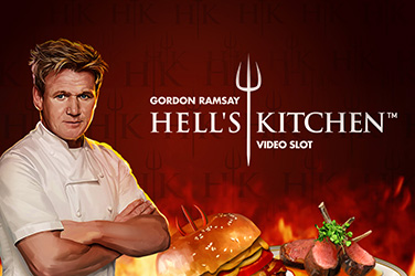 Play Gordon Ramsay Hell's Kitchen Slots on HippoZino