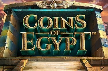 Play Coins of Egypt Slots on MrSuperPlay
