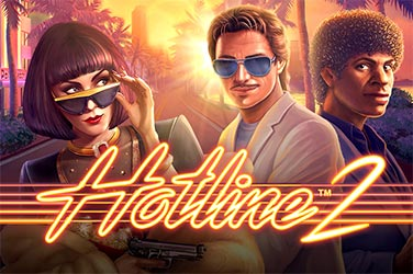 Play Hotline 2  Slots on HippoZino