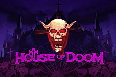 Play House of Doom Slots on HippoZino