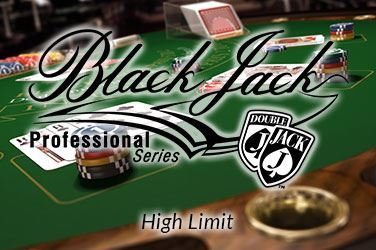 Blackjack Professional Series High Limit
