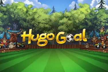 Play Hugo Goal Slots on HippoZino