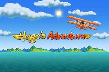 Play Hugo's Adventure Slots on HippoZino